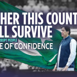 """""""Either this country will survive or the corrupt people"""": PM Imran"""